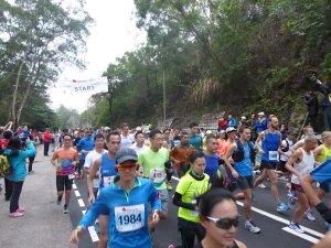 Hongkong Marathon 2018