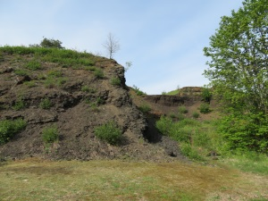 Vulkan Eisenbühl - Tour am 23.05.2019 zu einem in prähistorischer Zeit aktiven Vulkan in Tschechien