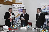 Würzburg Marathon Pressekonferenz